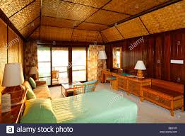 water bungalow interior vadoo island south male atoll