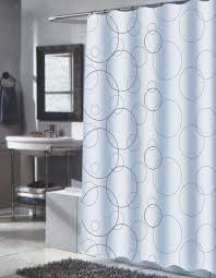 Circles Shower Curtain Mad For Mid Century Mid Century Modern Shower Curtain With Gray
