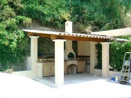cuisine d été aménagement idee amenagement cuisine d ete 1 cuisine d233t233 pool house