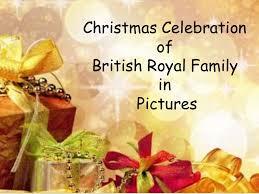 christmas celebration of british royal family