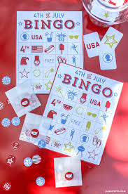 Printable Halloween Bingo Game by 4th Of July Bingo Game