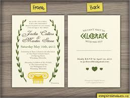 Cost Of Wedding Invitations What Is The Average Cost For Wedding Invitations Free Printable