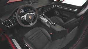 black porsche panamera interior 2013 porsche panamera gts review notes autoweek