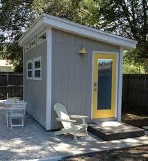 Backyard House Shed by Best 25 Modern Shed Ideas On Pinterest Prefab Pool House