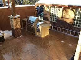 Kitchen Flooring Options Get To The Different Outdoor Kitchen Floor Options Hi Tech