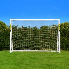 3m x 2m forza soccer goal post net world sports
