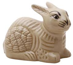 sculpture home decor wholesale handmade cute easter bunny u2013 hand painted u0026 textured