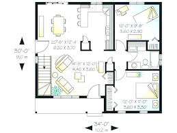 guest house floor plans house floor plans bungalow hsfurmanek co