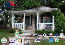 cottage prefabbricati econova container prefabbricati casa piccolo cortile cottage casa
