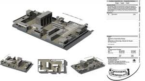 Commercial Kitchen Design Plans by Interactive Kitchen Design Commercial Kitchen Floor Plan