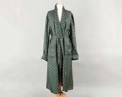 robe de chambre pour homme hermes robe de chambre pour homme en soie imprimée à motif floral