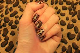 50 classy brown nail art design ideas