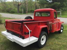 1962 willys jeep pickup we powder coated the bumpers and wheels for this cool 1962 willys