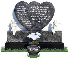 baby headstones for children s headstones designs ireland infant baby headstone monuments