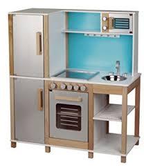 la cuisine de jeux sun enfants cuisine de jeu en bois naturel de baie de turquoise avec