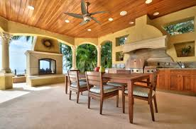 adorable 90 tropical dining room 2017 decorating inspiration of beautiful tropical patio kitchen and dining area 2017 gallery