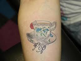 50 unique teacup tattoos