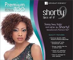 bohemian curl wvg sensationnel human blend weaving premium too shorty bohemian wvg 9