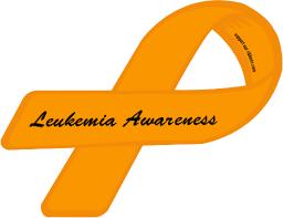 custom awareness ribbons custom ribbon leukemia awareness