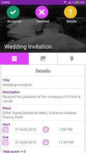 invitations maker wedding invitation card maker 5 0 apk android