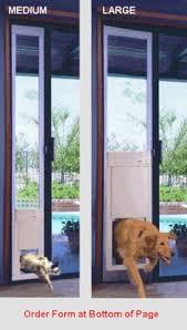 doggie door in glass door 2 u00278