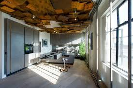 faux plafond design cuisine plafond design 90 idées merveilleuses pour votre intérieur