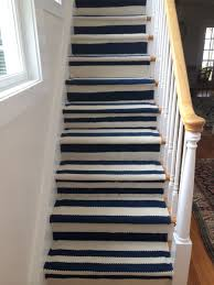 Stair Rug Decoration Attractive Zebra Full Black Animal Print Stair Carpet