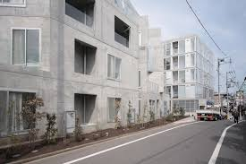 Ryue Nishizawa by Ryue Nishizawa U003e Treform Residential Building Tokyo Hic