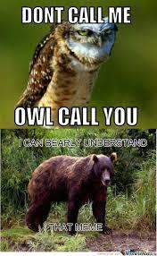 Funny Owl Meme - rmx owl by fapperno1 meme center