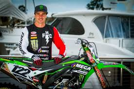 motocross helmet cam dan reardon signs with mega fuels monster energy kawasaki for 2017