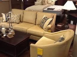 Thomasville Leather Sofa Quality by Clearance Rec Room Thomasville Collection Sofa And Chair Sofa Was