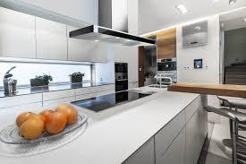 Island Kitchen Hood Lux Air La90fslislss 90cm Slimline Flat Island Cooker Hood In