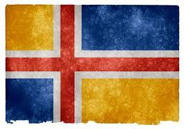 Scandanavian Flags United Scandinavia Grunge Flag