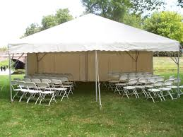 tent table and chair rentals t k rentals our rental items