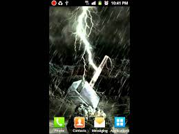 thor live wallpaper for android youtube