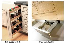 kitchen cabinet space saver ideas i want a drawer in a toe kick and one of those toe kick central vac