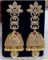 bridal jhumka earrings page 129 of 163