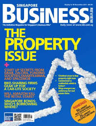 Singapore Business Review October November 2017 by Charlton