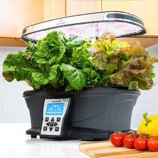 amazon com aerogarden ultra led with gourmet herb seed pod kit