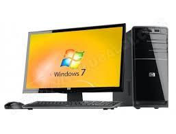 ordinateur de bureau puissant ordinateur de bureau hp p6750fr m pas cher ubaldi intérieur