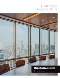 cl aluminum blinds hunter douglas architectural