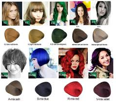 manufacturer wall paint color chart hairdresser hair color swatch