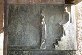 imagenes de jesus ante pilato jesús ante pilato puerta de la coronación de espinas en el pórtico