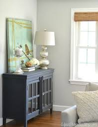 an elegant gray sideboard using pure u0026 original paint wife in