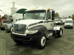 used 2009 international durastar diesel 4400 single axle fifth