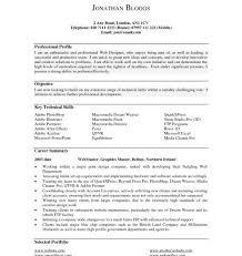 career summary example lukex co