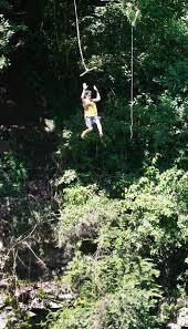 Gardeners Falls Maleny - boy u0027s five metre rock fall sunshine coast daily