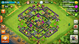 big clash of clans base best trophy base town hall 8 strongest 2016 update best clash of