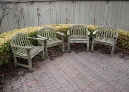 furniture smith and hawken patio furniture refinishing teak