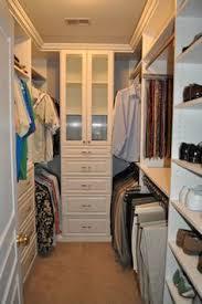 renovate the furnishing by using some walkin closet